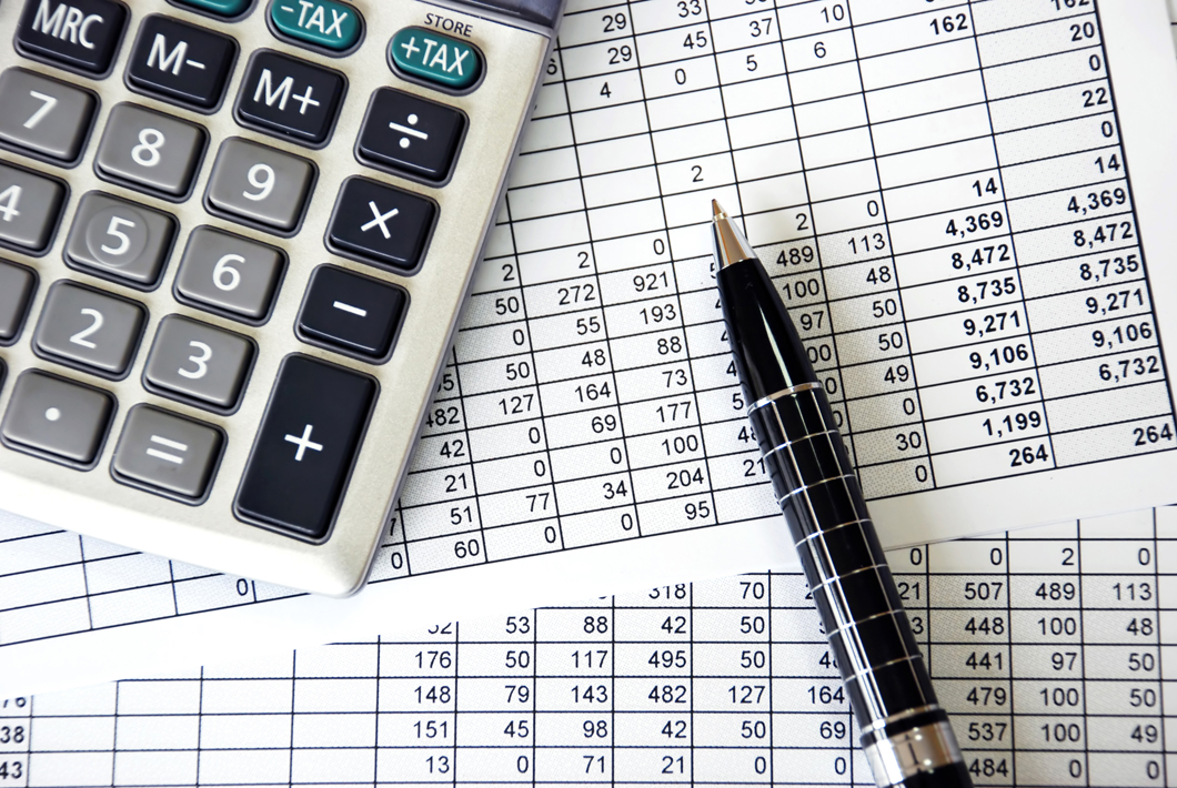 What you get with bookkeeping services